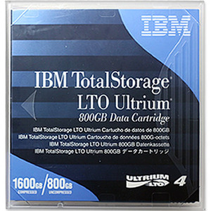 IBM LTO4 TAPE 800GB/1.6TB  95P4436  라벨무료